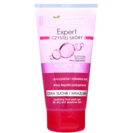 Bielenda Expert Pure Skin Soothing Cleansing Gel For Sensitive Dry Skin  150 g