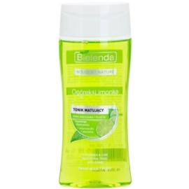 Bielenda Cucumber&Lime tonik matujący do skóry  tłustej  200 ml
