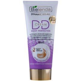 Bielenda Dymanic Do-All Body Perfector tělový DD krém s matujícím účinkem pro zpevnění pokožky  150 ml