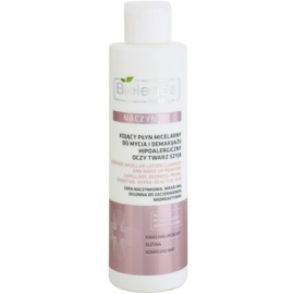 Bielenda Pharm Dilated Capillaries Micellar Cleansing Water For Sensitive And Reddened Skin  200 ml