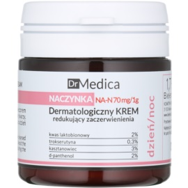 Bielenda Dr Medica Capillaries crème dermatologique anti-rougeurs  50 ml