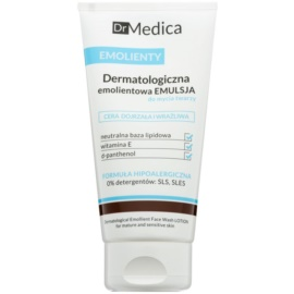 Bielenda Dr Medica Emollients Face Cleansing Dermatological Softening Emulsion for Sensitive and Mature Skin   150 ml