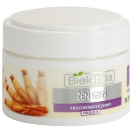 Bielenda Ginseng Anti-Faltencreme für trockene Haut  50 ml