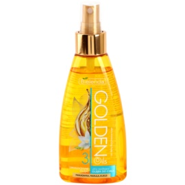 Bielenda Golden Oils Ultra Hydration olejek do ciała w sprayu o dzłałaniu nawilżającym   150 ml