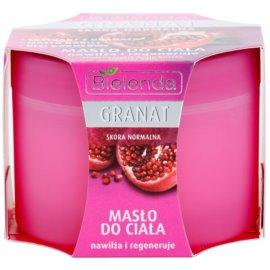 Bielenda Pomergranate manteiga corporal  nutrição e hidratação  200 ml