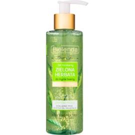 Bielenda Green Tea Mizellen-Reinigungsgel für fettige und Mischhaut  200 ml