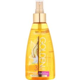Bielenda Golden Oils Ultra Nourishing olejek pod prysznic i do kąpieli do skóry suchej  250 ml