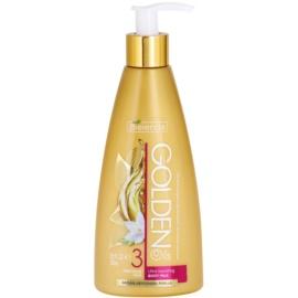 Bielenda Golden Oils Ultra Nourishing intenzivní tělové mléko pro suchou pokožku  250 ml