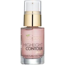 Bielenda Highlight & Contour Highlighter Farbton Peach 15 ml