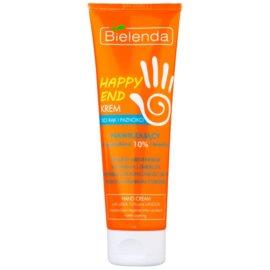 Bielenda Happy End hydratační a zvláčňující krém na ruce a nehty  75 ml