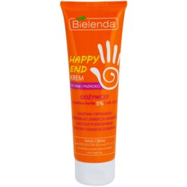 Bielenda Happy End Voedende Hand en Nagel Crème   75 ml