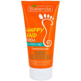 Bielenda Happy End antibakterijska krema za noge  125 ml