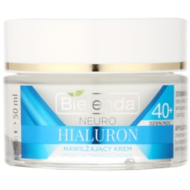 Bielenda Neuro Hyaluron Concentrated Moisturiser With Smoothing Effect 40+  50 ml