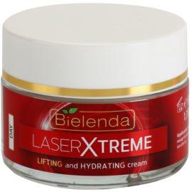 Bielenda Laser Xtreme hydratisierende Tagescreme mit Lifting-Effekt  50 ml