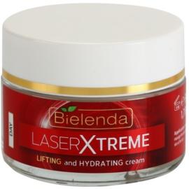 Bielenda Laser Xtreme crema de zi hidratanta cu efect lifting  50 ml
