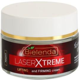 Bielenda Laser Xtreme crème de nuit liftante et fortifiante  50 ml