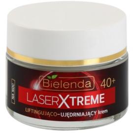 Bielenda Laser Xtreme 40+ liftingový a zpevňující noční krém  50 ml