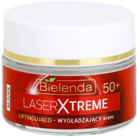 Bielenda Laser Xtreme 50+ Smoothing Day Cream With Lifting Effect  50 ml