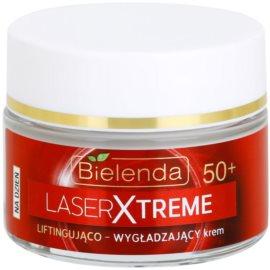 Bielenda Laser Xtreme 50+ glättende Tagescreme mit Lifting-Effekt  50 ml