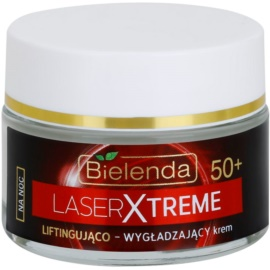 Bielenda Laser Xtreme 50+ Smoothing Night Cream With Lifting Effect  50 ml