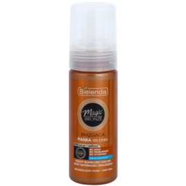 Bielenda Magic Bronze mousse autoabbronzante per pelli chiare  150 ml