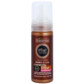 Bielenda Magic Bronze Bronzing Body Foam for Dark Skin  150 ml