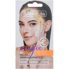 Bielenda Magic Peel Gentle Scrub with Brightening Effect  8 g