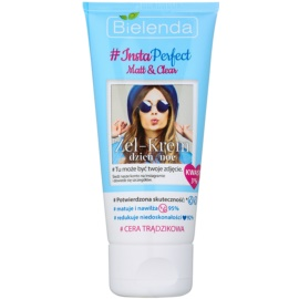 Bielenda #Insta Perfect Matt & Clear Gel Cream for Day and Night For Problematic Skin  50 ml