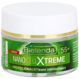 Bielenda Nano Cell Xtreme 55+ creme de dia rejuvenescedor SPF 8  50 ml