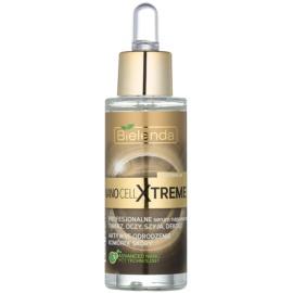 Bielenda Nano Cell Xtreme sérum rejuvenescedor para rosto, pescoço e decote  30 ml