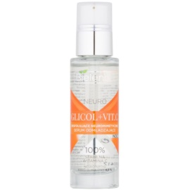 Bielenda Neuro Glicol + Vit. C Night Rejuvenating Serum with Exfoliating Effect  30 ml