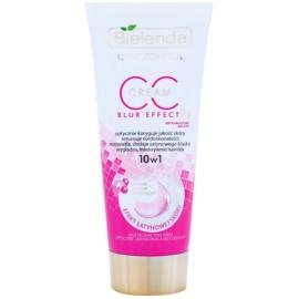 Bielenda Optic Control Blur Effect CC Creme für den Körper für hydratisierte und strahlende Haut  150 ml