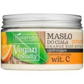 Bielenda Vegan Friendly Orange beurre corporel  250 ml