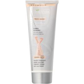 Bielenda Paraffin Treatment Peelingcreme Für Hände und Füße  75 ml