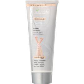 Bielenda Paraffin Treatment crema exfolianta pentru maini si picioare  75 ml