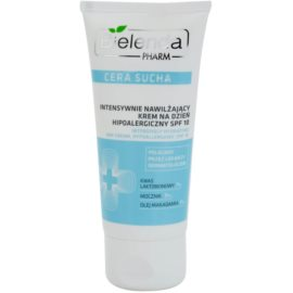 Bielenda Pharm Dry Skin intenzivní hydratační krém pro posílení kožní bariery SPF 10  50 ml