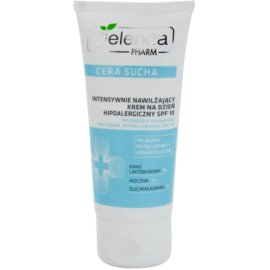 Bielenda Pharm Dry Skin crema intens hidratanta care întărește bariera pielii SPF 10  50 ml