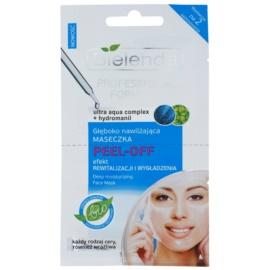 Bielenda Professional Formula maschera in gel peel-off effetto idratante  2 x 5 g