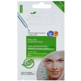 Bielenda Professional Formula Peeling-Gel für fettige Haut mit Neigung zu Akne  2 x 5 g
