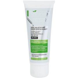 Bielenda Professional Home Expert Peel Active noční krém pro pleť vysušenou a podrážděnou léčbou akné  75 ml