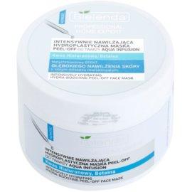 Bielenda Professional Home Expert Aqua Infusion hydratační slupovací maska v prášku  75 g