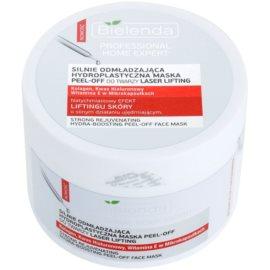 Bielenda Professional Home Expert Laser Lifting intensive Maske zum Abziehen in Pulverform mit Lifting-Effekt  75 g