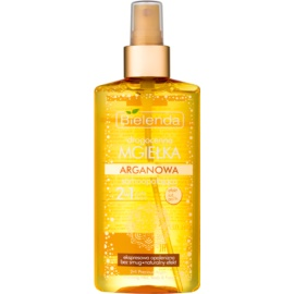 Bielenda Precious Oil  Argan Selbstbräuner-Sprühnebel Für Gesicht und Körper  150 ml