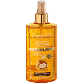 Bielenda Precious Oil  Argan óleo nutritivo para rosto, corpo e cabelo  150 ml