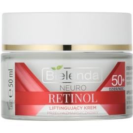 Bielenda Neuro Retinol ліфтинговий крем 50+  50 мл