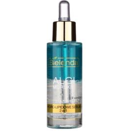Bielenda Sea Algae Hydro-Lipid 2-Phasen-Serum gegen Hautalterung  30 ml