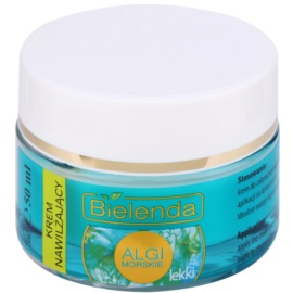 Bielenda Sea Algae Moisturizing crema gel hidratanta cu textura usoara  50 ml
