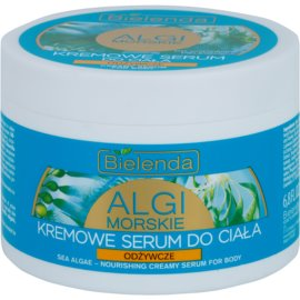 Bielenda Sea Algae Nourishing Creme-Serum für den Körper für die Festigung der  Haut  200 ml