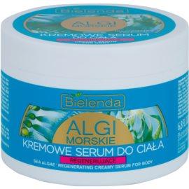 Bielenda Sea Algae Regeneration Creme-Serum für den Körper mit festigender Wirkung  200 ml