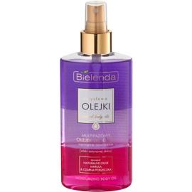 Bielenda Sensual Body Oils multifázový tělový olej s hydratačním účinkem  150 ml